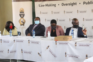 LEGISLATURE'S SOCIAL RESPONSIBILITY PROGRAMME TOUCHES LIVES OF THE LEARNERS