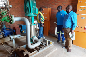 UTHUKELA DISTRICT CONTINUES TO EVALUATE WATER PROJECTS