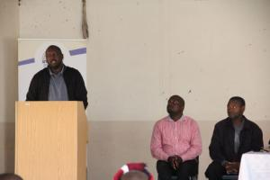UTHUKELA DISTRICT ON THE ROADSHOWS WITH DRAFT IDP AND BUDGET